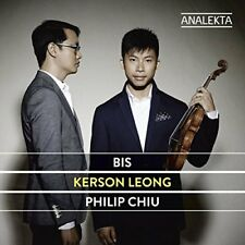 Kerson Leong - Bis - Music for Violin and Piano [CD]