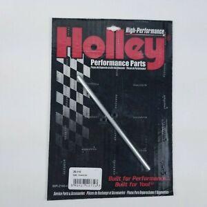 Holley 26-116 Fuel Transfer Tube for Carburetor Model 4165