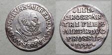 Hzt. Preussen III Gröscher 1535