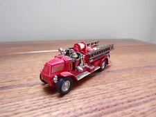 MATCHBOX MODELS OF YESTERYEAR DIECAST CARS -1920 MACK AC FIRE TRUCK