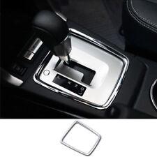 Chrome Shift Gear Panel Cover Trim Bezel Garnish For Subaru Forester SJ 14-2018