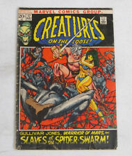 CREATURES ON THE LOOSE #17 MAY 1972 BY MARVEL COMICS GOOD / VERY GOOD (3.0)