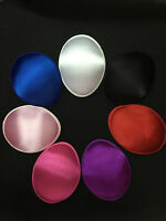 Piping Satin Womens Millinery Teardrop Fascinator Hat Base Craft Supply B050