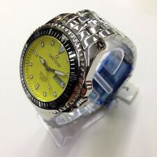 SARTEGO Automatic Men's Sports 21 Jewels 200m Japan Quartz Diver Watch SPA27