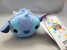 New with Tags - Disney Store - Tsum Tsum - Stitch - Re-usable Plush Bag - Eco