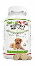 Probiotics for Dogs Chewable Best for Smelly Gas and Diarrhea R... Free Shipping