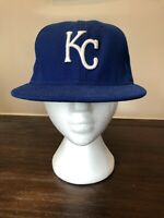 Kansas City Royals New Era 59FIFTY Fitted Hat Size 7 1/8