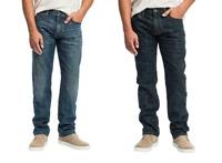 NWOT LUCKY BRAND MEN'S 221 STRAIGHT LEG JEAN - VARIETY
