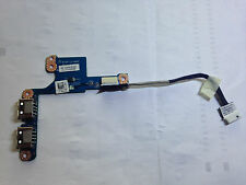 DELL INSPIRON MINI 10 PP19S USB SOCKET PORT BOARD AND CABLE LS-5092P