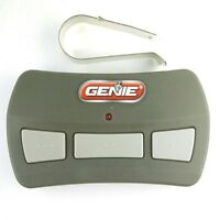 Genie GITR-3 Intellicode 3-Button Garage Door Remote 36433A GIT-1 GIT-2 GIT-3
