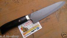 coltello in ceramica  Kyocera - CERAMICA NERA - lama 18 cm  - manico in legno