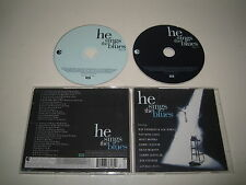 VARIOUS ARTISTS/HE SINGS THE BLUES(EMI/7243 8 73618 2 9)2xCD ALBUM
