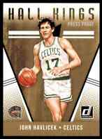 2018-19 DONRUSS HALL KINGS PRESS PROOF JOHN HAVLICEK BOSTON CELTICS #17 PARALLEL