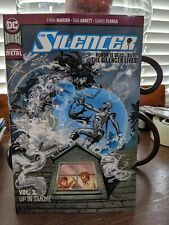 Silencer Volume 3 Up in Smoke Softcover Paperback Graphic Novel Dc Comics New
