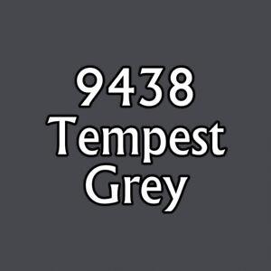 MSP Bones Color 1/2oz Paint Bottle #09438 - Tempest Grey