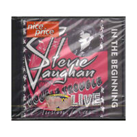 Stevie Ray Vaughan And Double Trouble CD In The Beginning / Epic Sigillato