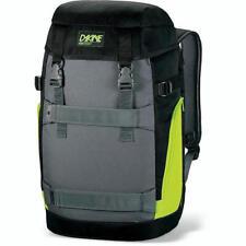 """Dakine Burnside 27lt 15"""" Laptop Backpack Daypack School Skateboard Bag NEW Block"""