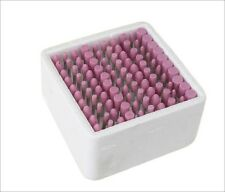 100Pcs Abrasive Stone Point Grinding Sand Head Wheel Set For Power Rotary Tools