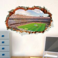 Window Football Decor Wall Sticker Living Room Bedroom Decoration Wall Decal