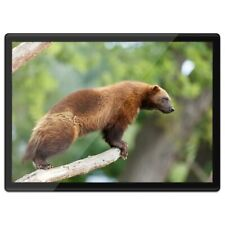 Quickmat Plastic Placemat A3 - Brown Wolverine Animal  #16842