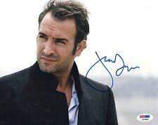 Jean Dujardin signed handsome 8x10 photo / autograph PSA/DNA COA certified
