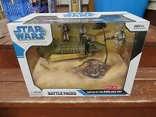 Star Wars The Legacy Collection Battle Packs Battle Sarlacc Pit Target Exclusive
