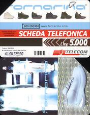 PUBBLICA FIGURATA _  FORNARINA - C&C 3143 GOLDEN 1069 - USATA