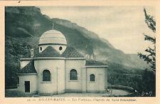 AIX-LES-BAINS 43 les corbières chapelle du saint-rédempteur éd dan