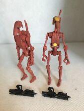 Star Wars Saga Legends Battle Droid 2-pack Action Figures SL20 Hasbro