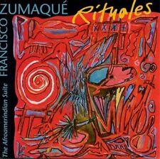 Francisco Zumaqué Rituales-The Afroamerindian suite (1994) [CD]