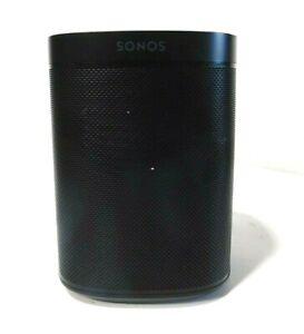 Sonos One Voice Controlled Smart Speaker - TRIPLE Black