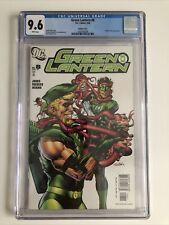 Green Lantern #8 CGC 9.6 Neal Adams 1:10 Incentive Cover!!!
