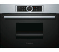 Bosch Stainless Steel Compact Oven Ovens