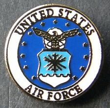 US AIR FORCE USAF Small Tie or Collar Lapel Pin 1/2 inch