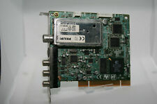 ✔️📺 WORKING - PHILIPS FQ1216MEP/I H-3 TV-TUNER TV TUNER PCI CARD UK SELLER