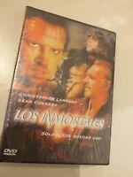 Dvd  LOS INMORTALES  (precintado nuevo )con c. lambert y s. connery