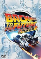 Back To The Future Trilogia - Parte 1 / Parte 2 3 DVD Nuovo DVD (8305339)