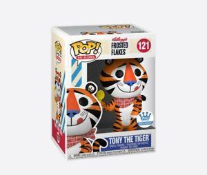 Funko POP! Tony The Tiger #121 Funko Shop Exclusive Preorder Confirmed Order