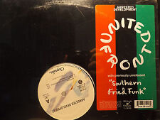"""ARRESTED DEVELOPMENT - UNITED FRONT / SOUTHERN FRIED FUNK (12"""") 1994!!!  RARE!!!"""