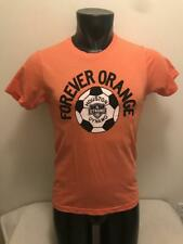 Homage Houston Dynamo MLS Forever Orange Shirt Mens Small