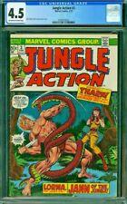 JUNGLE ACTION 3 CGC 4.5 Jim Starlin Frank Giacoia 1973