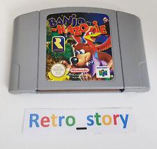 Nintendo 64 N64 - Banjo Kazooie - PAL