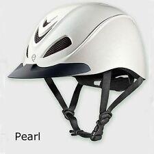 TROXEL - Unisex Liberty Equestrian Helmet - Pearl - Small - 04-233 - New
