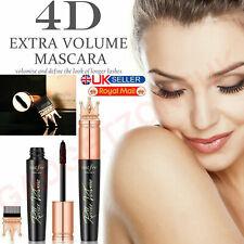 NEW 4D Silk Fiber Mascara Eyelash Lash BLACK Mascara Waterproof Volume Make Up