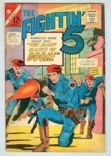 Fightin' Five #31 February 1965 VG