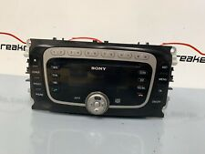 Genuine Ford Focus ST225 - Sony CD Player With Code - MP3 - Used