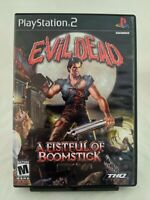 Evil Dead: A Fistful of Boomstick for PS2 - Professionally Refurbished