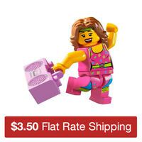 8805 LEGO Collectible Minifigures Series 5 | Fitness Instructor