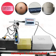 Industrial Pipeline inkjet Coding printer For Production line Height 2-12.7mm