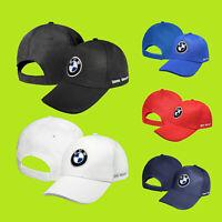 BMW Motorsport CARBON Casquette Auto Logo Brodé Chapeau Baseball Cap Homme Femme